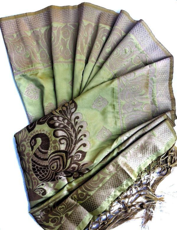 Banarsi silk